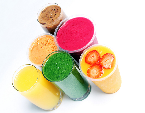smoothies by fruits fusion